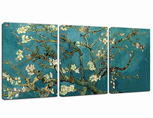 - Canvas Wall Art Almond Blossom Tree by Van Gogh Painting - Classic Art Reproductions 12