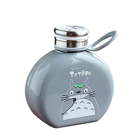 Amazon.com: yanper Nueva botella de agua de dibujos animados ...