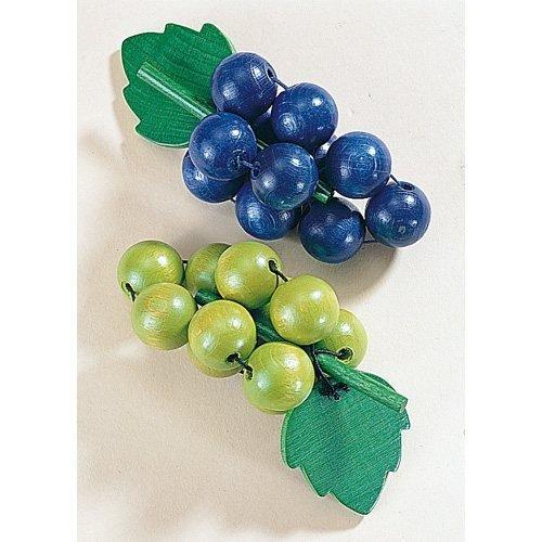 Haba Play Food - Grapes Green