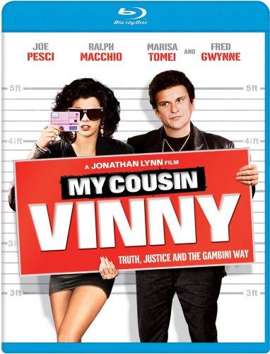 My Cousin Vinny Blu-ray