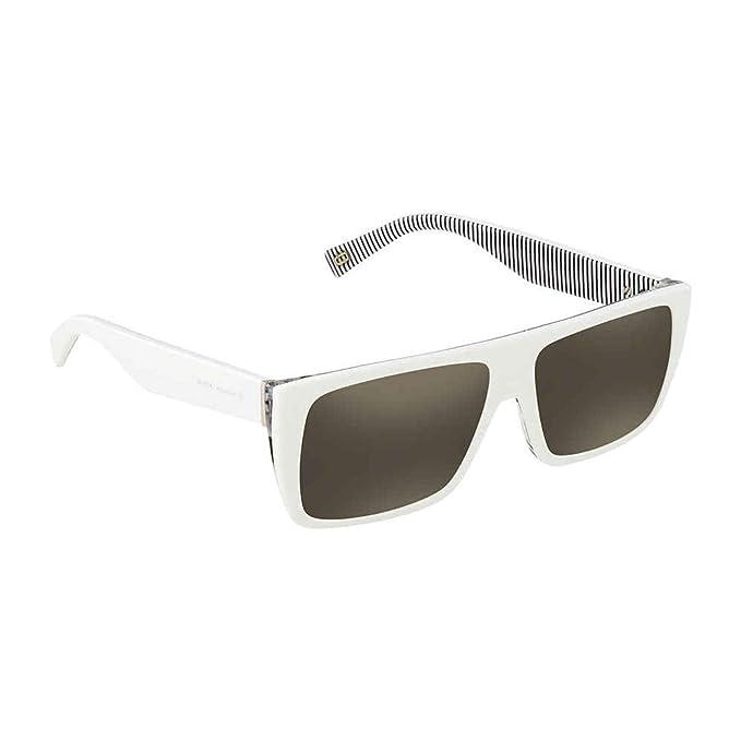 Marc Jacobs Marc Icon 096/S UE 7LL 57 Gafas de Sol, Blanco ...