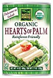Native Forest Organic Hearts of Palm present a fine example of socially and ecologically responsible enterprise, that begins with over 100,000 acres of native rainforest protected from development. In this preserve, the hearts are harvested from stal...