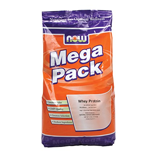 NOW Foods - Now Sports Whey Protein Powder Creamy Chocolate - 10 lbs.