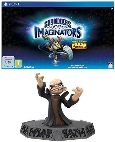 Skylanders Imaginators - Crash Edition - Reserva con Kaos: Amazon.es: Videojuegos