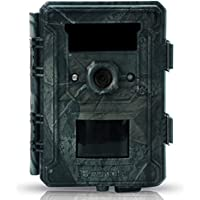 Bestok Trail Camera 12MP 120 Full HD 2.4 LCD Screen Hunting Cam with PIR 65 ft/20m Night Vision and Waterproof IP65 Protected Wildlife Camera