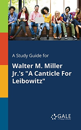 A Study Guide for Walter M. Miller Jr.'s