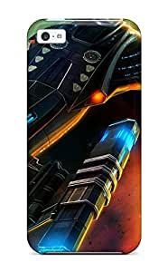 Hot New Star Trek Online Game Tpu Skin Case Compatible With Iphone 5c 9496915K62869330