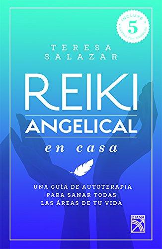 Reiki angelical en casa (Spanish Edition) [Salazar] (Tapa Blanda)
