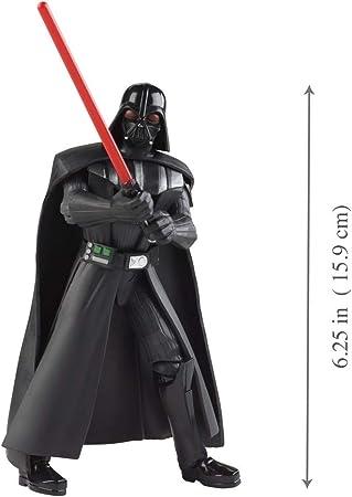 Star Wars- E9 Figura Darth Vader (Hasbro E3810ES0)