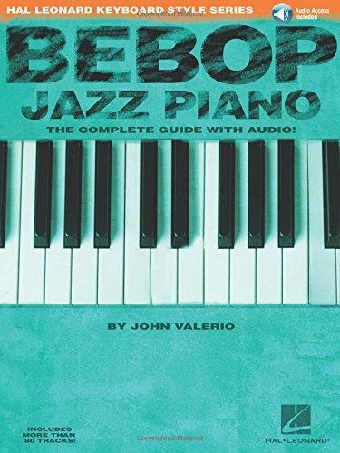 Bebop Jazz Piano (Hal Leonard Keyboard Style - Series Bebop Jazz