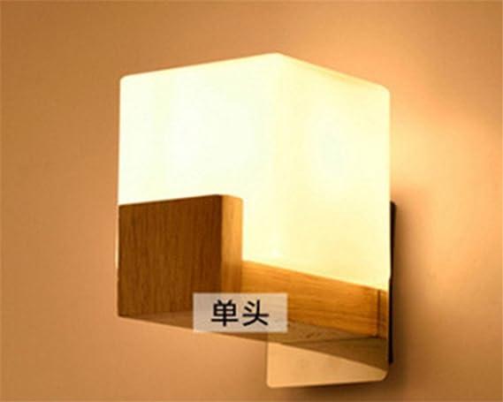 Decorazioni Per Casa Moderna : Yu k casa moderna decorazione di interni luci a parete woodthe