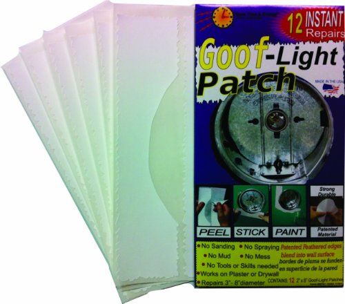 Perma Patch - Self-Adhesive Goof-Light Patch Smooth