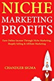Niche Marketing Profits: Earn Online Income Through Niche Marketing, Shopify Selling & Affiliate Marketing