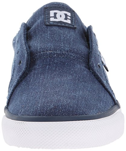 DC Shoes Council Slip TX Se - Slip-on Für Kinder ADBS300072 Blue/White ...