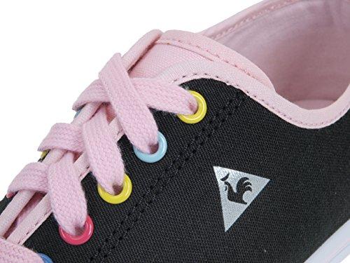 Le Coq Sportif ,  Sneaker Unisex - Bambini, nero (nero), 37