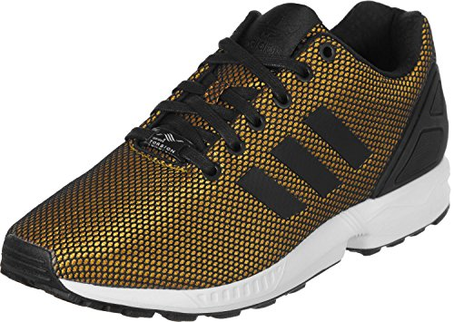core white Calzado Flux collegiate gold ZX black adidas ftwr SO8qwTXn