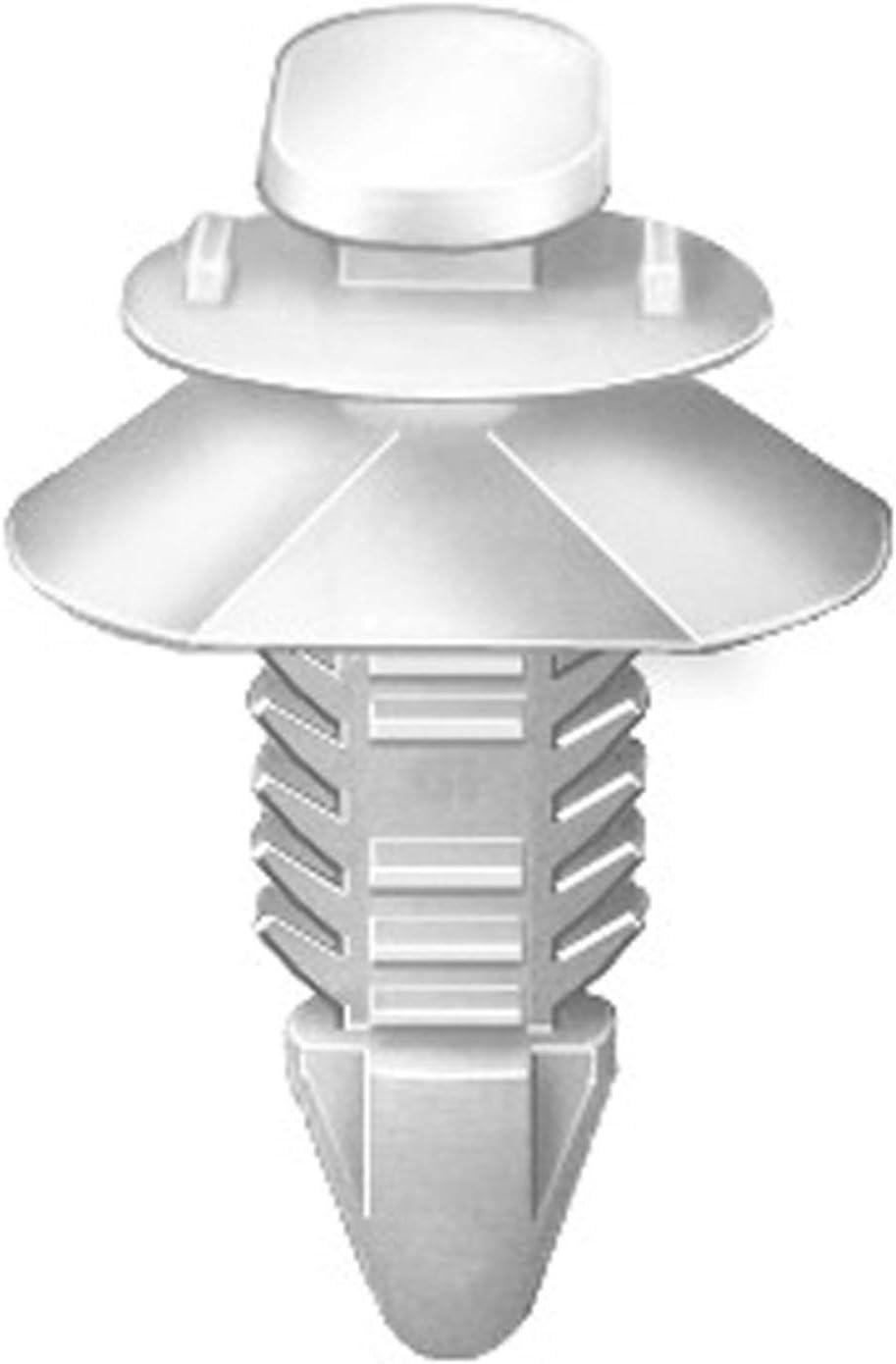 50 Door Trim Panel Fasteners For GM Camaro /& Firebird Clipsandfasteners Inc