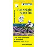 Michelin Französische Alpen Süd: Straßen- und Tourismuskarte 1:150.000 (MICHELIN Localkarten, Band 334)