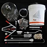 BSG Hand Craft Fine Wine Equipment Kit with 6 gallon Glass Carboy