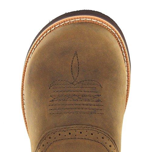 Barn Et Blue Twisted Bottes Femme Bottines Boots Cowboy Saddle X Burner ErEwxqFf