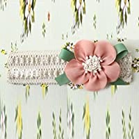 Kids Baby Girl Toddler Lace Flower Hair Band Accessories Headwear Cute Headband