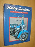 img - for Harley Davidson: An Illustrated History (English and Spanish Edition) book / textbook / text book