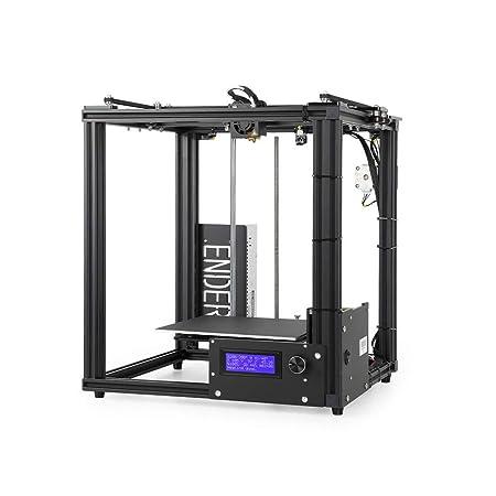 SMGPYDZYP Impresora 3D, Impresora 3D LCD fotocurina, Impresora 3D ...