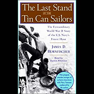 The Last Stand of the Tin Can Sailors Hörbuch