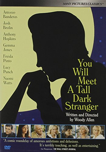 You Will Meet a Tall Dark Stranger (Woody Allen Dvd)