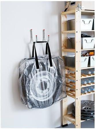 IKEA DIMPA/ transparent/ /Aufbewahrungstasche /65/x 22/x 65/cm