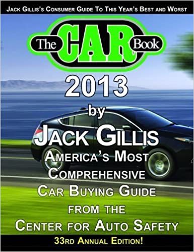Book The Car Book 2013 by Jack Gillis (2013-02-14)