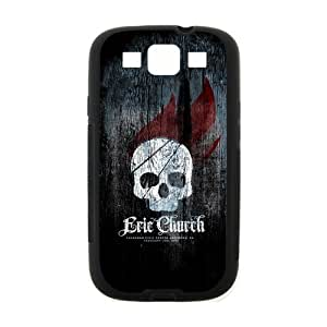 Fashioable customized Samsung Galaxy S3 I9300 case designed popular eric church back cover Samsung Galaxy S3 I9300 case
