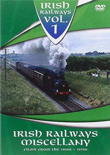 Irish Railways - Volume 1 Irish Railways Miscellany - Films from the 1950's to 1970's [DVD]