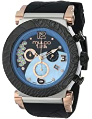MULCO Unisex MW5-2388-026 Chronograph Analog Watch