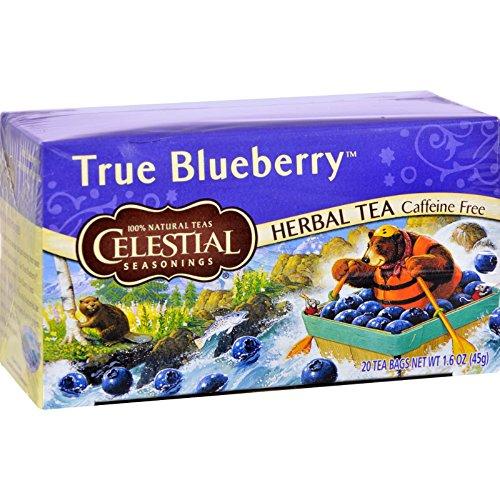 True Blueberry Herb Tea - 4
