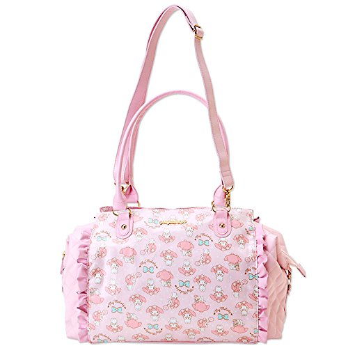 [My Melody]Boston & Tote 2-WAY bag with shoulder pose