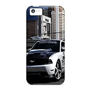 Fashion Sjozk5409ZDzNC Case Cover For Iphone 5c(mustang)