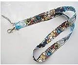 DIY YOUR WORLD Kingdom Hearts Lanyard Key Chain~