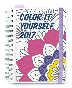 Grupo Erik Editores Color It Yourself - Agenda 2017 Semana ...