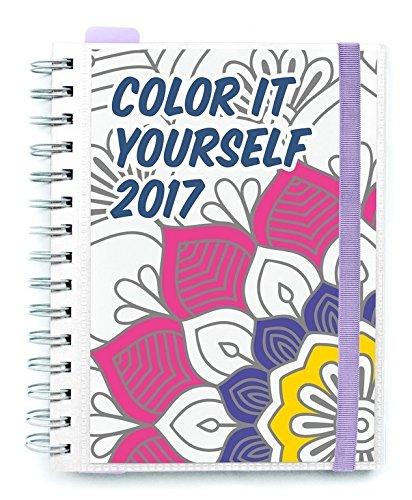 Grupo Erik Editores Color It Yourself - Agenda 2017 Semana ...