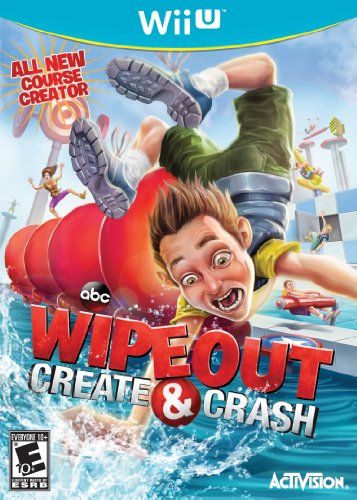 Price comparison product image Wipeout: Create & Crash - Nintendo Wii U
