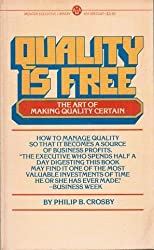 Quality Is Free (Mentor Books)