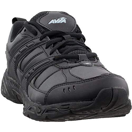 - Avia Mens Peter Walking Shoe, 12 D(M) US Black