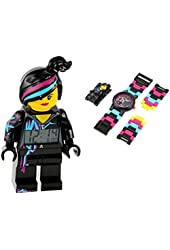 Lego Kids Watch and Alarm Clock Combo Pack WyldStyle
