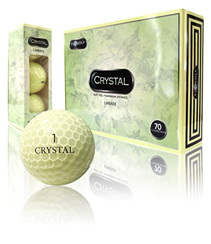 - Crystal Golf Balls (Limeade)