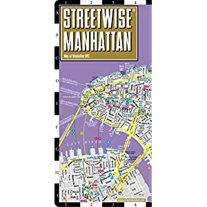 Streetwise Chicago Map.Streetwise Pocket Maps Vacation Travel 101