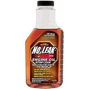 No Leak 20401 Engine Oil Stop Leak 16 Fl oz.