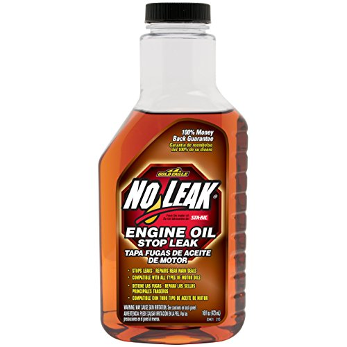 NO LEAK 20401-6PK Engine Oil Stop Leak, (Pack of 6)