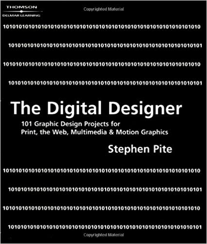 The Digital Designer: 101 Graphic Design Projects for Print