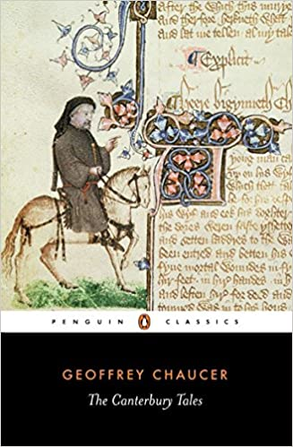 The Canterbury Tales Original Spelling Middle English Edition